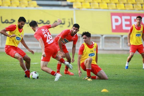 اسامی بازیکنان پرسپولیس برای دیدار با استقلال خوزستان اعلام گشت