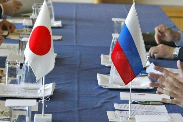 مذاکرات ژاپن و روسیه برای عادی سازی روابط و امضای توافق صلح