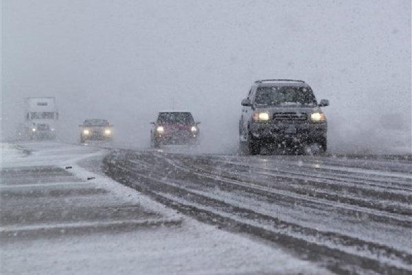پیش بینی بارش برف و وقوع تندباد در استان اردبیل