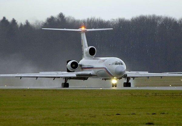 درخواست پرداخت زیان 23 هواپیمای توپولف زمین گیر شده