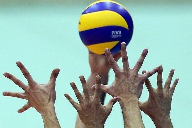 تیم والیبال شهرداری ارومیه از سد شهروند اراک گذشت