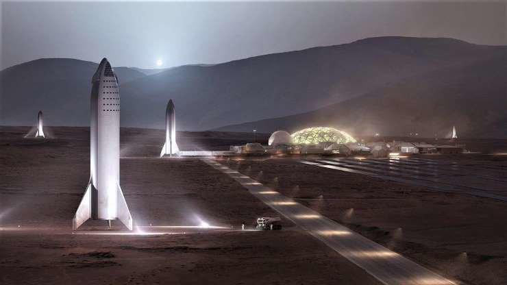 بلیت سفر به مریخ 500 هزار دلار است